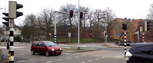 Het vervloekte verkeerslicht