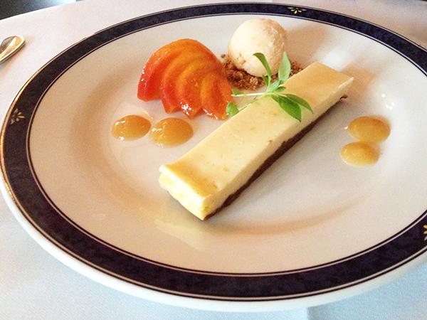 New York Summer Cheesecake