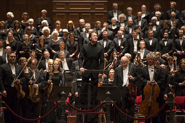 Nederlands Philharmonisch Orkest (foto: Ronald Knapp)