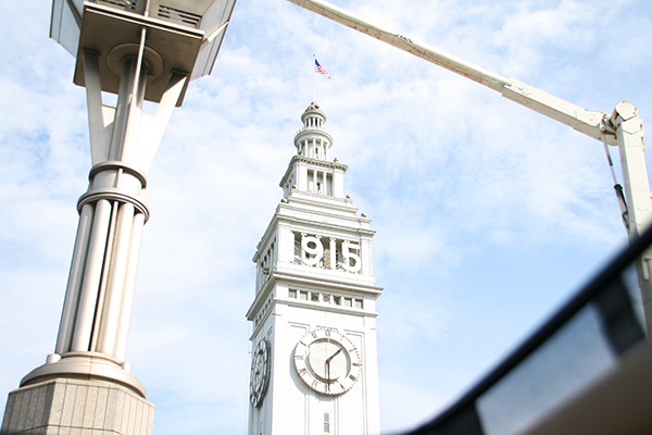 Klok San Francisco Ferry Building