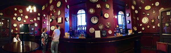 Bar in Palace Theatre
