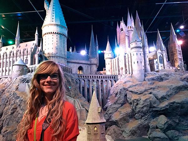 Hogwarts @ Warner Bros. Studio Tour London