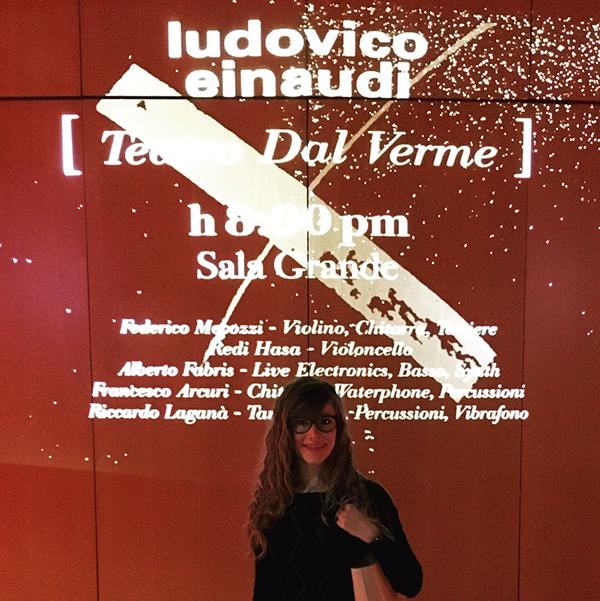 Ludovico Einaudi in Teatro Dal Verme