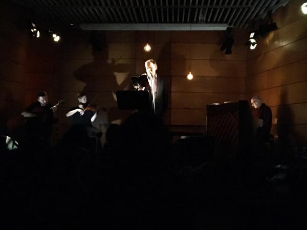 Secret Show met Ludovico Einaudi en Jonathan Moore