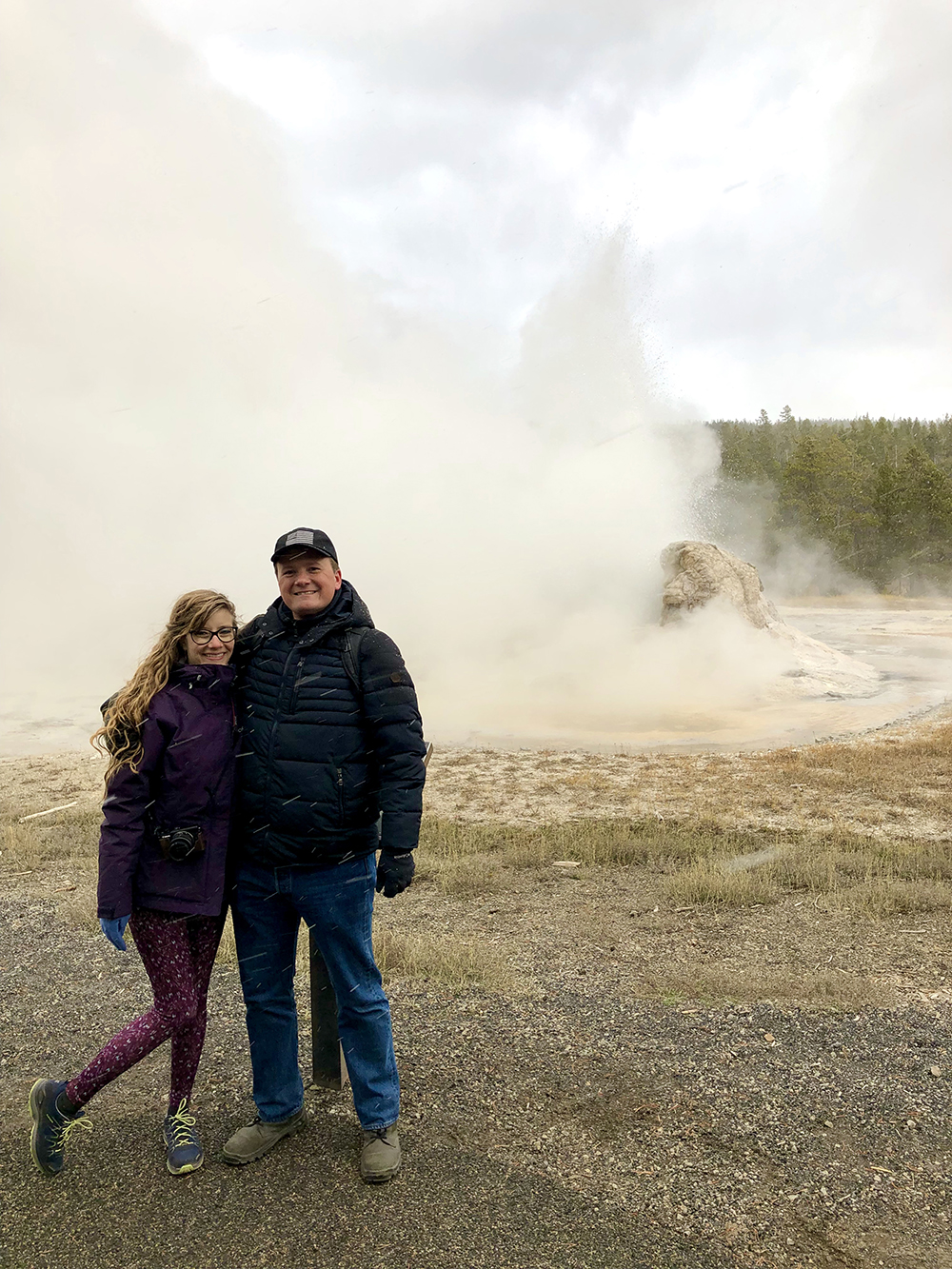 Yellowstone National Park: Geyser Basin