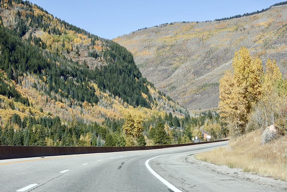 Landscape Love: Prachtige veranderende landschappen in Colorado