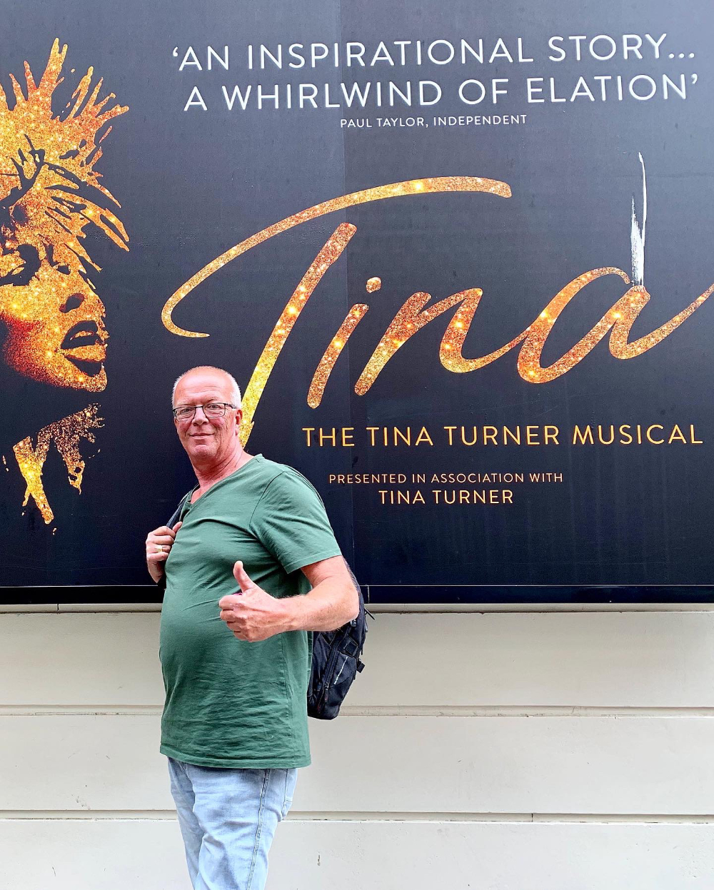 Papa bij Tina: The Musical
