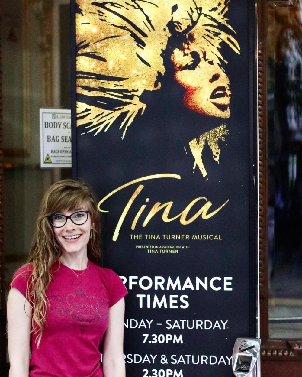 Ik bij Tina: The Musical